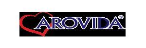 arovida cosmeticos logo