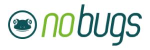 logotipo no bugs
