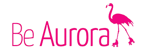 logotipo be aurora